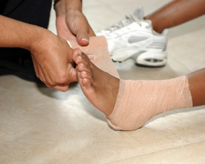 Ankle Sprains and the Healing Process